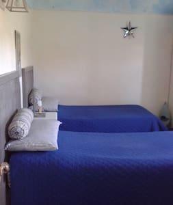 La casa tra le vigne - stanza blu - Gavi