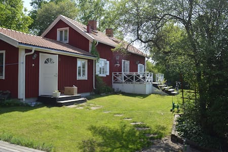 Cottage, 35 minutes from downtown - Ekerö Municipality - Cottage