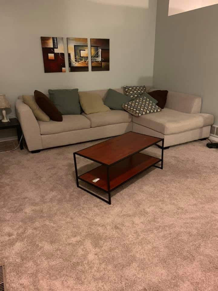 Nice and Quiet rental w/ healthcare professional