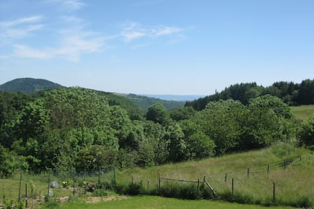 "Apartment ""Great view"" / Eifel - Kirchwald"