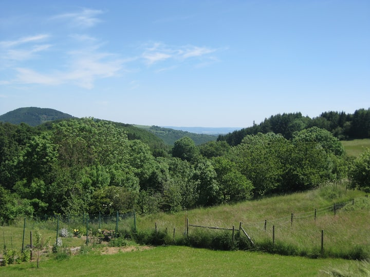 "Apartment ""Great view"" Eifel close to Nürburgring"