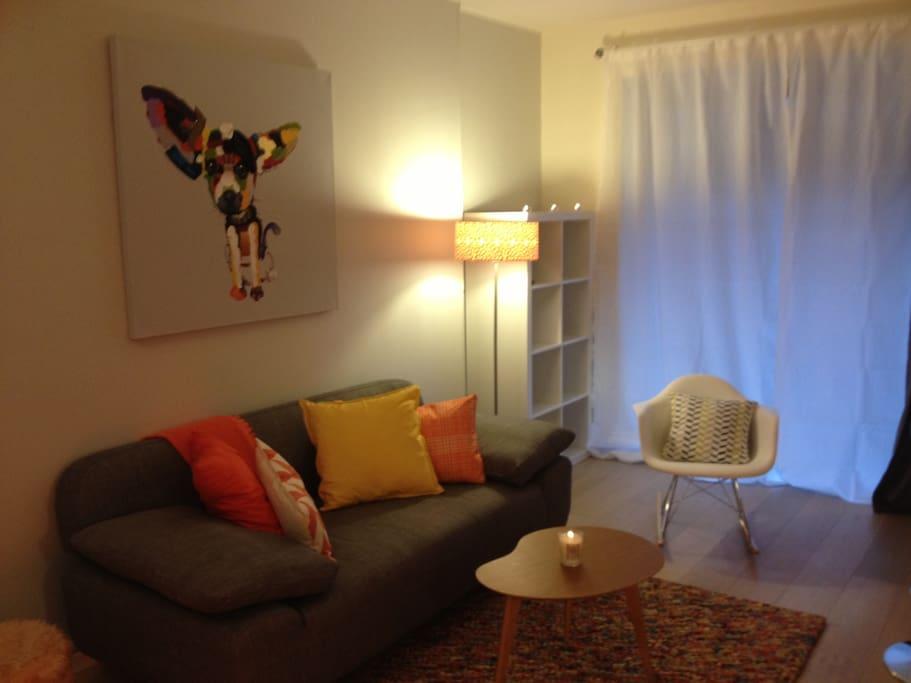 Mignon 2 pi ces 46m2 boulogne 92 appartements louer - Salon de massage boulogne billancourt ...