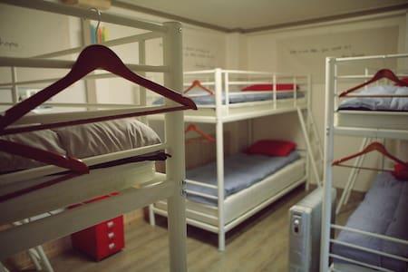 Carpe Diem Hostel(4 female dorm) - Wansan-gu, Jeonju-si - Pousada