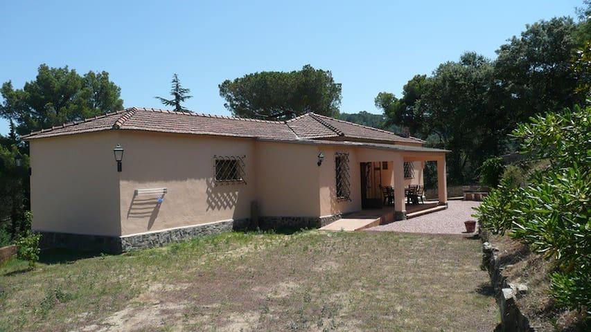 Casa Gran 10 pax, pool, wifi - La roca del Valles - House