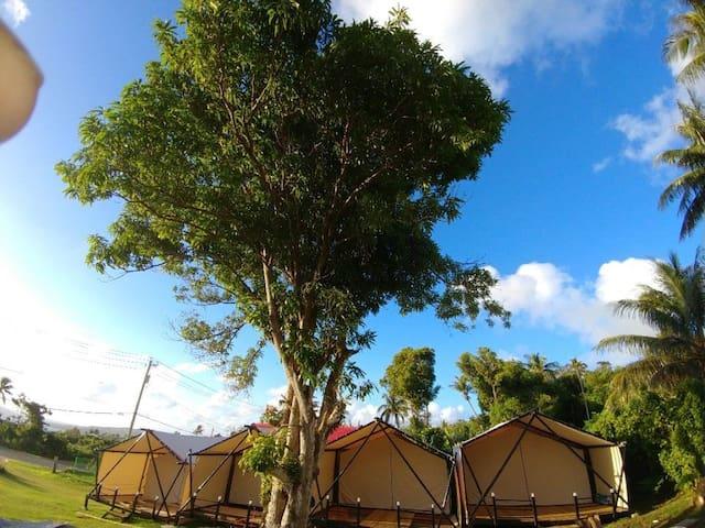 Saipan glamping village(half day) - san Vicente - Barraca