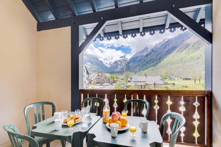Endroit Superb! Appart Duplex avec Kitchenette Equipée Près à 2 Stations de Ski !