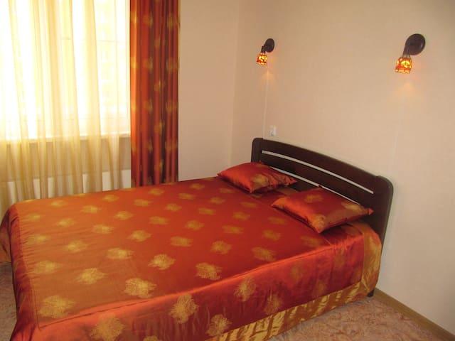 Уютная квартира-студия в новом доме - Nizhnij Novgorod