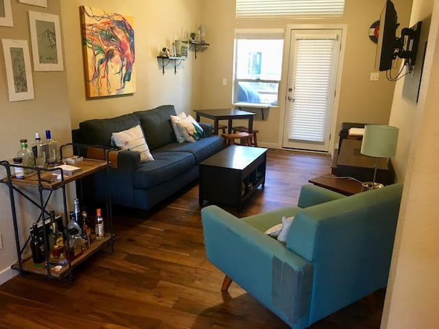 Private Room in Shared Townhome