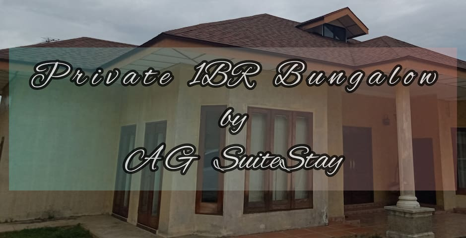 Private 1BR Balinese Bungalow by AG SuiteStay