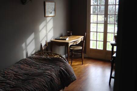 La maison   au coeur des vignobles - Bissey-sous-Cruchaud