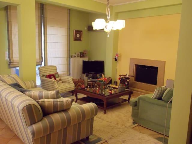 Όμορφο και άνετο διαμέρισμα  - Nea Ionia - Apartment
