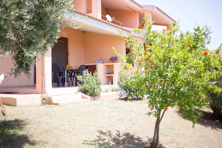 House with garden in Porto Corallo - Villaputzu - Wohnung
