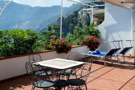 Free WiFi - Casa Luana - Praiano - Wohnung