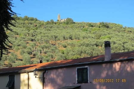 Lovely House among Olive Groves - Aurigo - Huoneisto