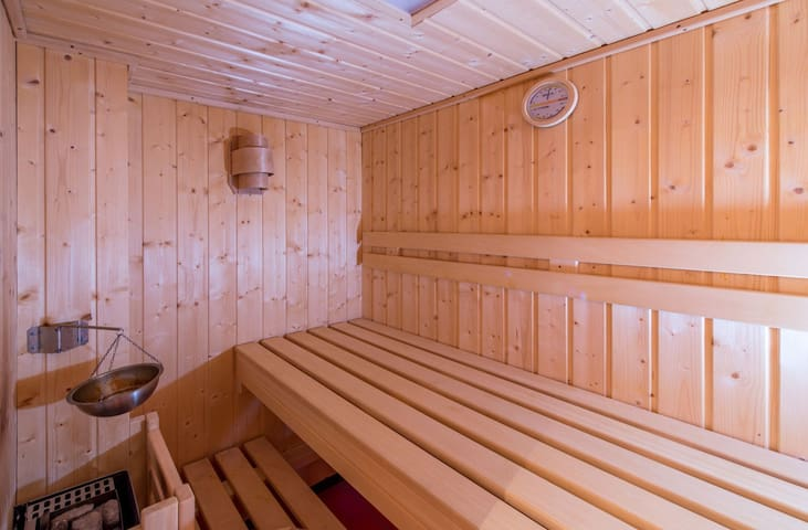 5 Bedroom Apartament With Sauna In  Mittelberg - Mittelberg - อพาร์ทเมนท์