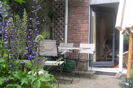 Heerlijk huis bij centrum/station - 代芬特爾(Deventer) - 獨棟