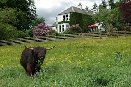 craigadam  C18th  country house - Castle Douglas - Гестхаус