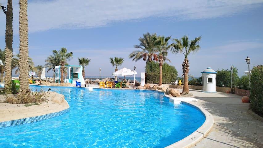 Villa for rent in Red Carpet Resort Ain el Sokhna