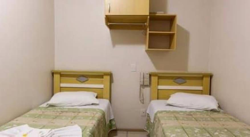 Serra dourada dormitório