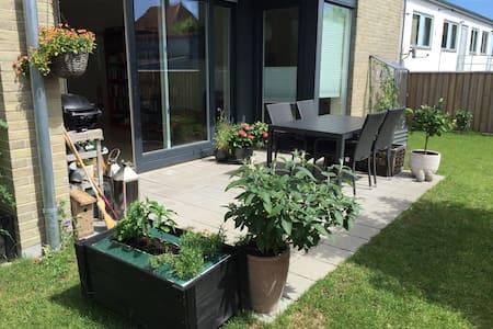 Spacious apartment with a lovely terrace - Copenhaguen