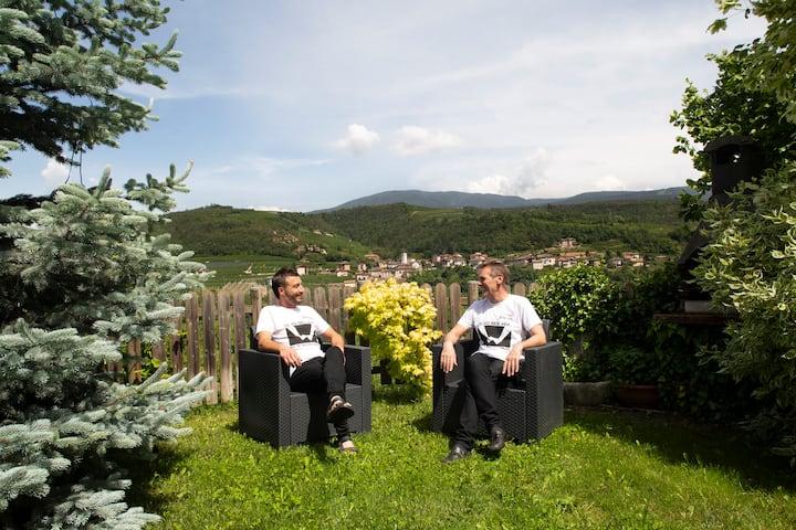 B&B Benvenuti, Tassullo, Dolomiti di Brenta
