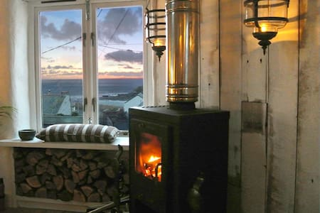 Luxury self-catered holiday cottage - Porthleven - 一軒家