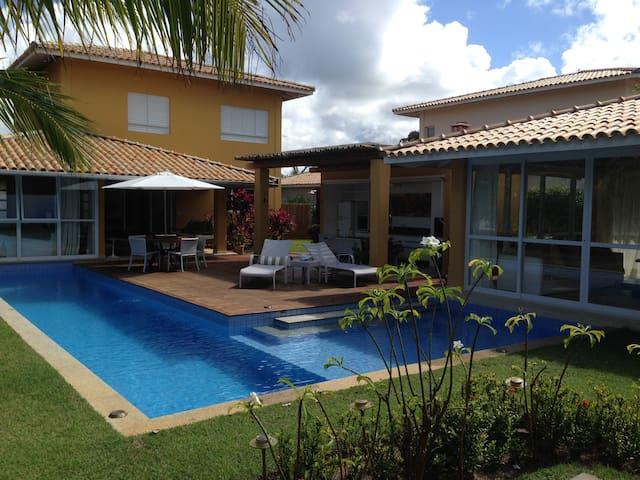 Linda Casa en Costa do Sauipe - Mata de São João - House