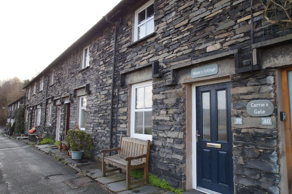 Coniston View Cottage, Coniston, Lakes Cottage Holidays