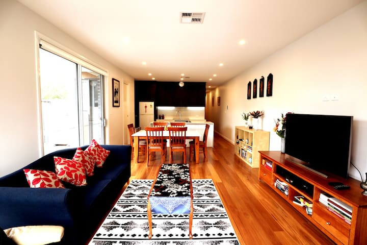 Brand New well appointed Modern Townhouse