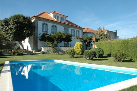 DOURO Qtª Casa Grande Pinheiro AT - Valadares - Bed & Breakfast
