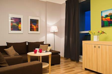 Apartament Ochota 9 bezpłatny garaż - Varsòvia