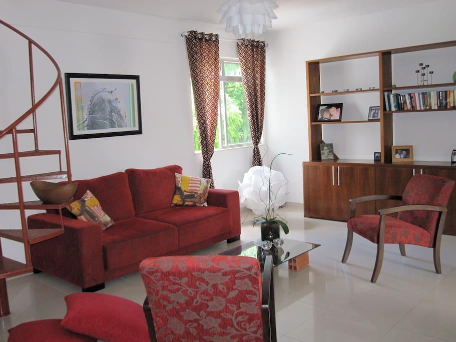 Beautiful double room with en-suite