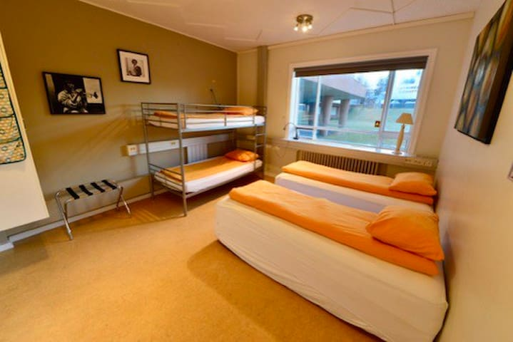 Hostel B47- Quadruple Room with Shared Bathroom