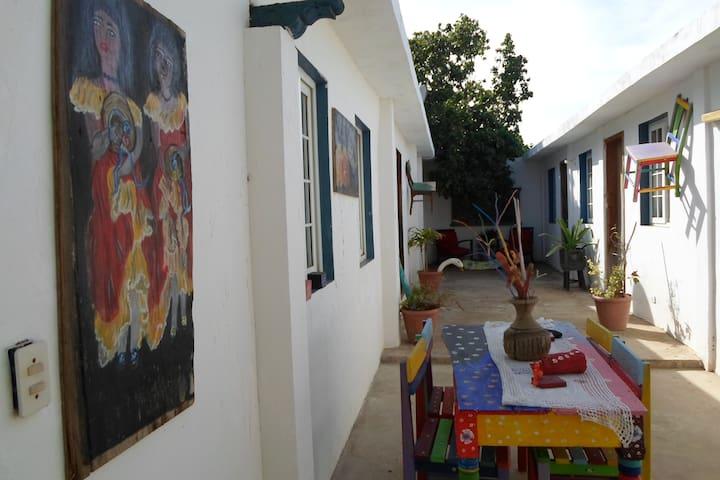 Isla de Coche Turismo Cultural - Coche Island - Haus