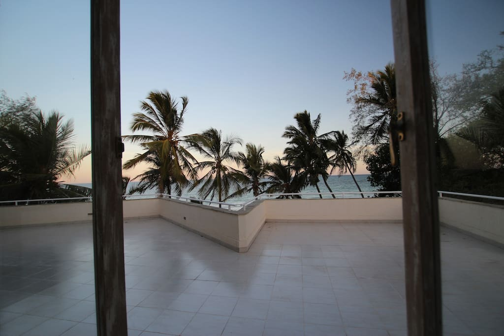 Owner's Villa Balcony