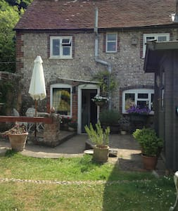 Charming double bed & ensuite - Jevington - Bed & Breakfast