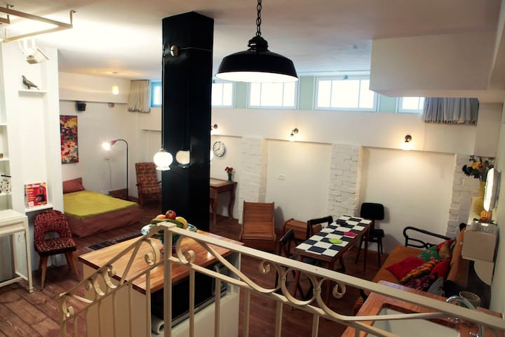 Neve-Tzedek, Stylish,Top location! - Tel Aviv - Wohnung