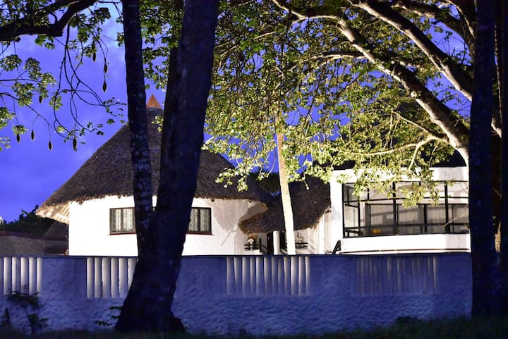 Beach Front Cottage at Diani