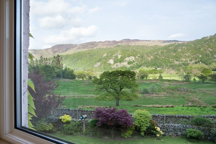 Rural apartment with stunning views - Cumbria - Hus