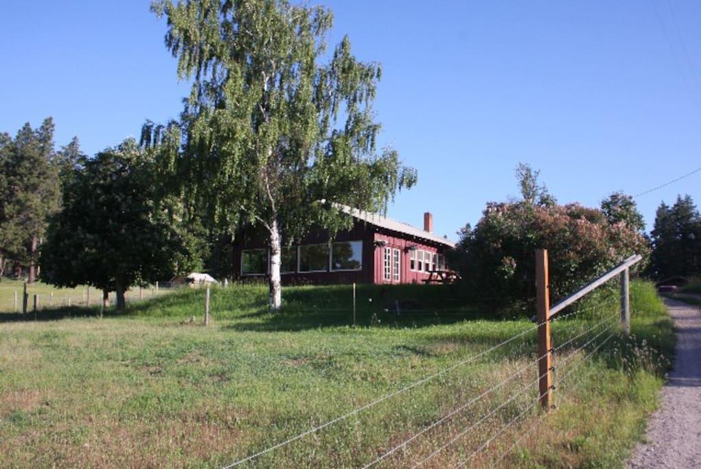 Finley Point Farmhouse