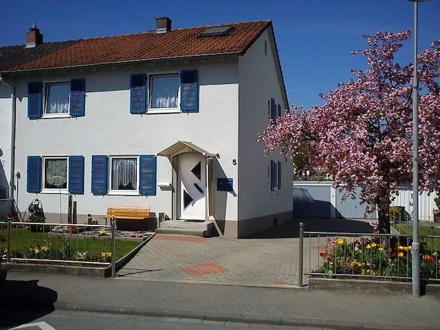 Appartement Eiche-Stadelhofer - Konstanz - Διαμέρισμα
