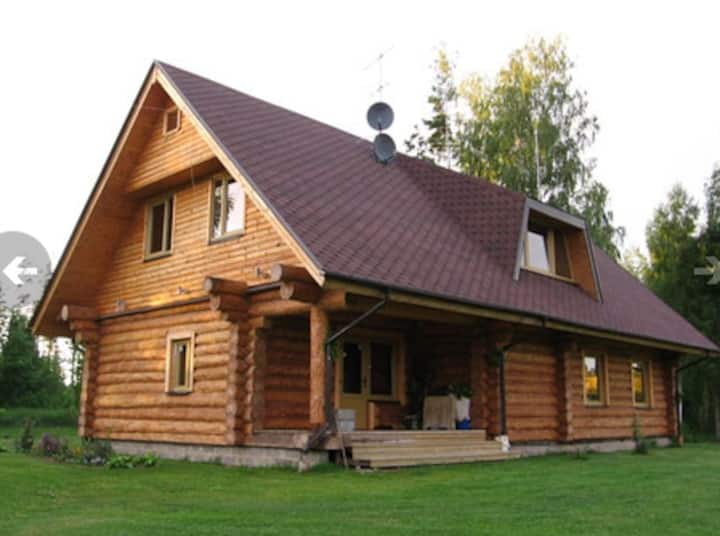 Vacation House KALNAKRIKNAS