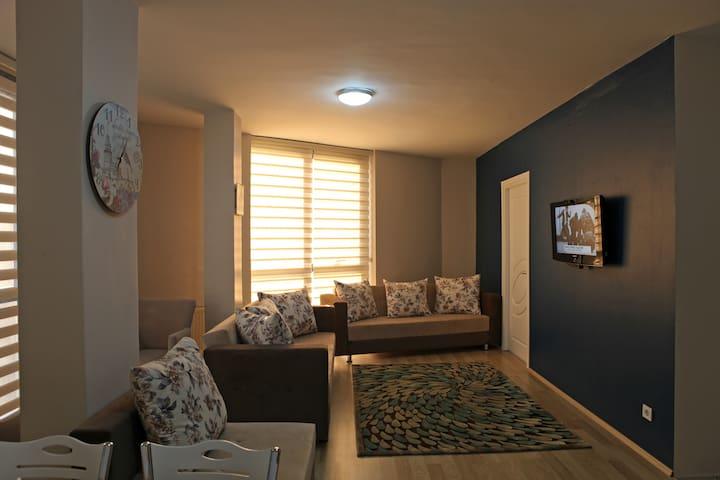 SerraSuites-Deluxe Apartment-Fatih - Fatih - Pis