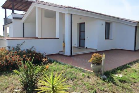 Seaside apartment with veranda  - Bari Sardo