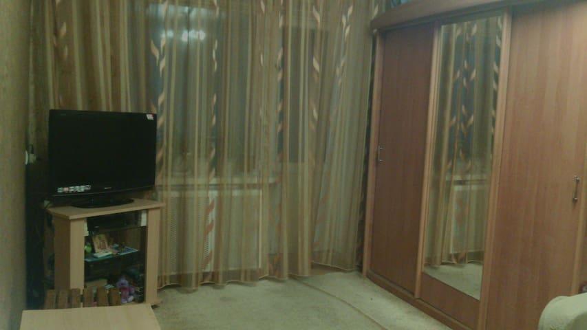 Сдам посуточно однокомнатную квартиру возле моря - Illichivs'k - Apartamento