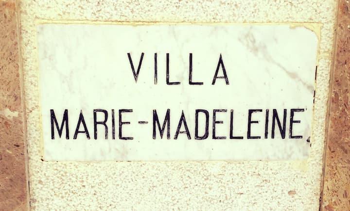 Villa Marie Madelaine,  Appt au 1er étage
