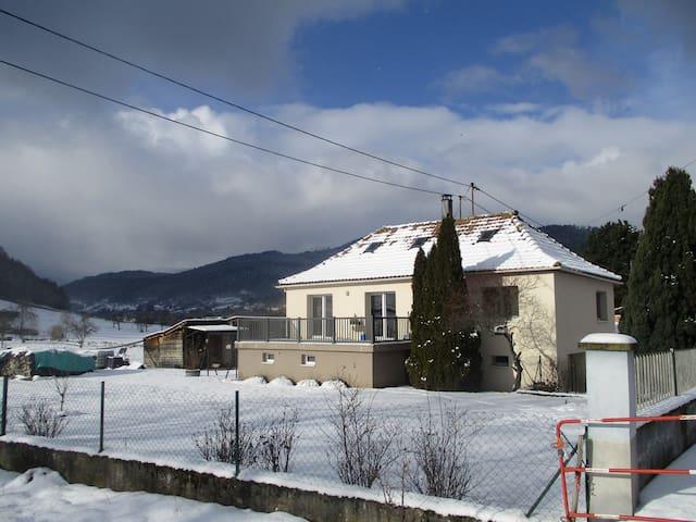 Petit Nid Douillet entre Nature et Ville - Griesbach-au-Val - Rumah