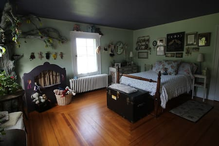 Annalise's Room at the Curtis House - Ashfield - Inap sarapan