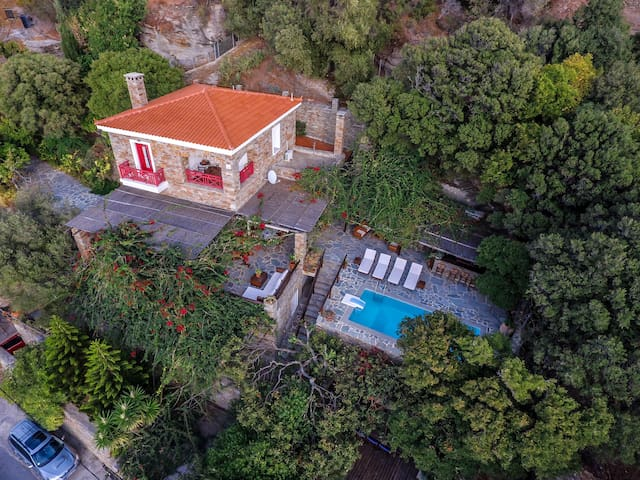 Luxurious villa private swimmingpoo - Μπατσί - Villa