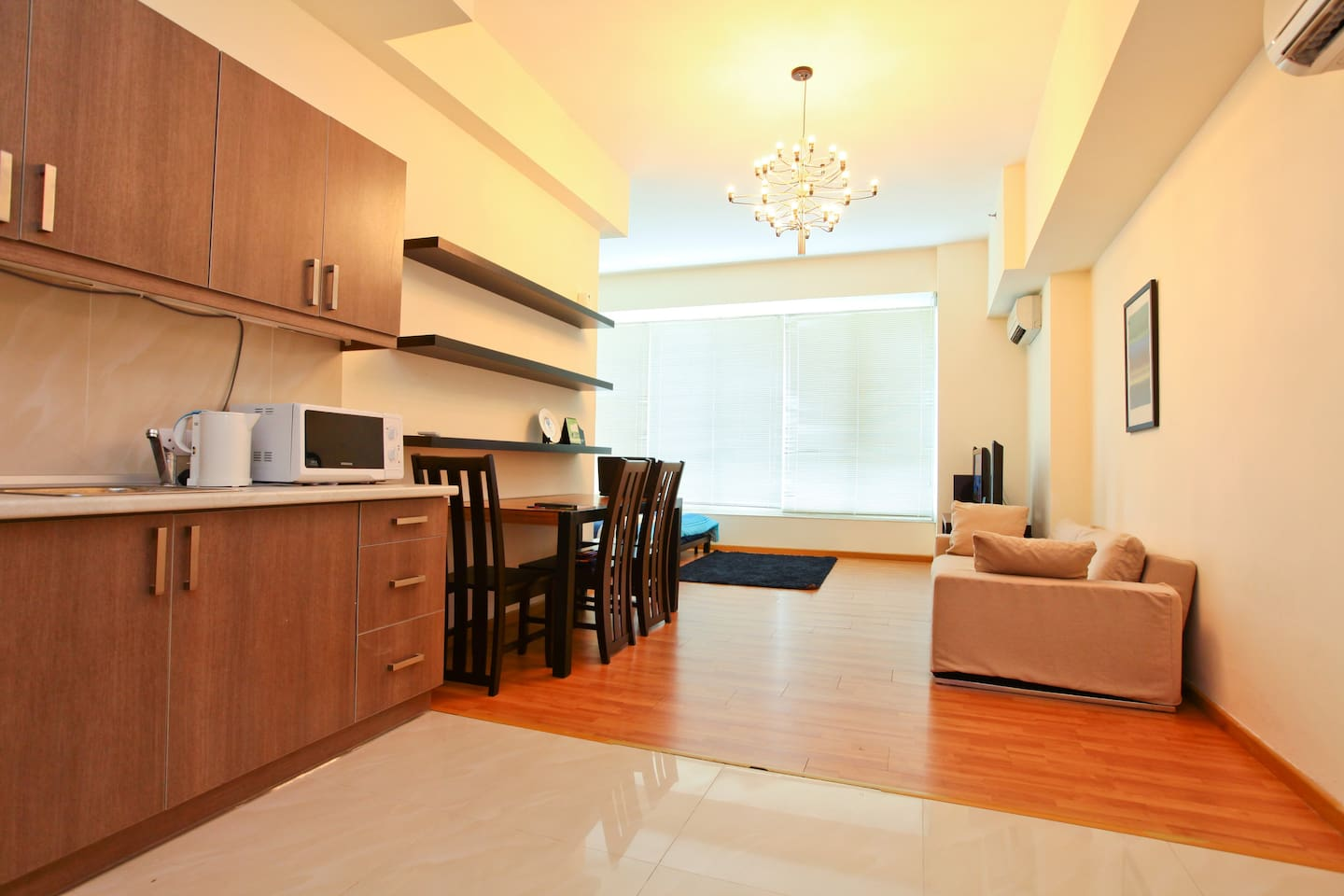 KLCC 'Parkview' Service Apartment